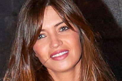 Un descuido deja al descubierto el 'pompi' de la bella Sara Carbonero