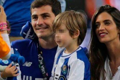 Sara Carbonero e Iker Casillas super estrellas en Portugal