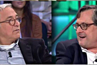 """Marhuenda abochorna en directo a las 'estrellas' de La Sexta: """"Acojona que seáis un tribunal popular"""""""