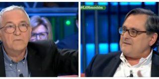 """Marhuenda explota ante los ataques de Sardá y otros izquierdosos contra Rajoy: """"¡Sois unos cobardes!"""""""