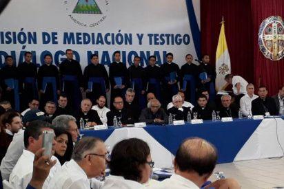 La Iglesia nicaragüense se retira de la mesa de diálogo