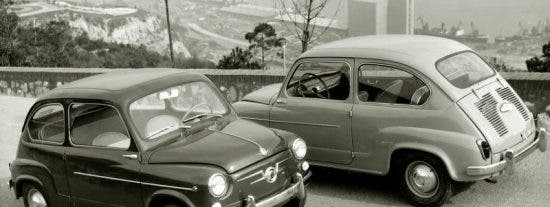 Historia de un Seat 600