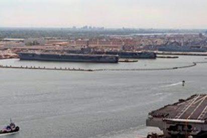 EE.UU. restablece su segunda flota ante las tensiones con Rusia