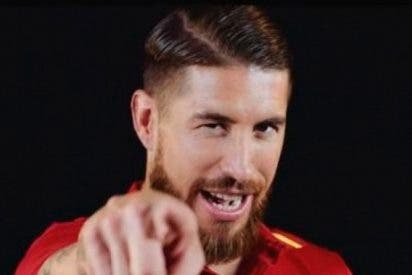 Sergio Ramos se pone flamenco y canta con Demarco el nuevo himno de La Selección