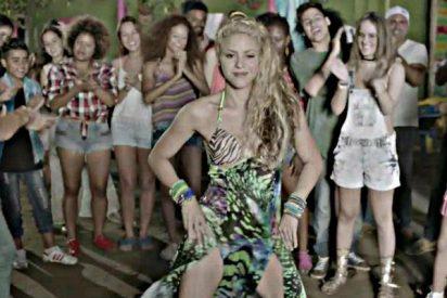 ¿Qué dice Shakira de Piqué en 'La Bicicleta'?