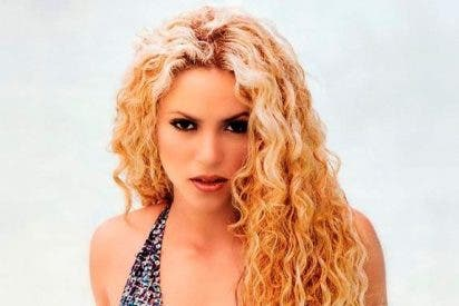 Critican la flacidez del culo de Shakira