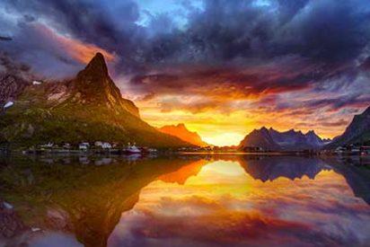 Dónde ver el Sol de Medianoche