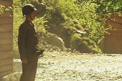 Los soldados norcoreanos no se inmutan ni con explosiones a su alrededor