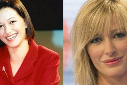 Así han pasado los años en los rostros de algunos famosos televisivos