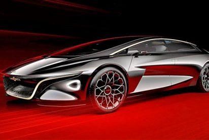 SUV Lagonda: Tecnología, lujo y estilo