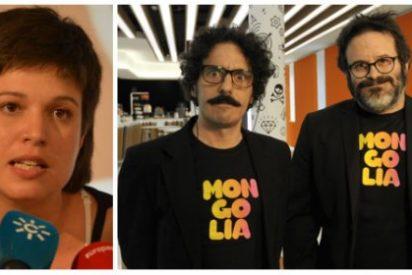 """Beatriz Talegón y 'Mongolia' se enzarzan en una pelea navajera: """"¡Monguers, xenófoba, sinvergüenzas!"""""""