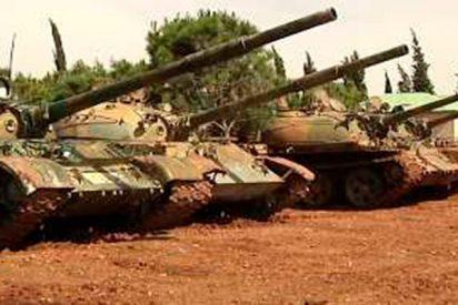 Encuentran armas de EE.UU. en Siria
