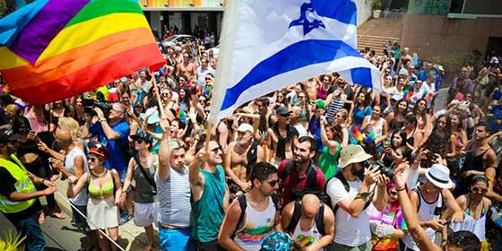 Tel Aviv se prepara para la Semana del Orgullo Gay