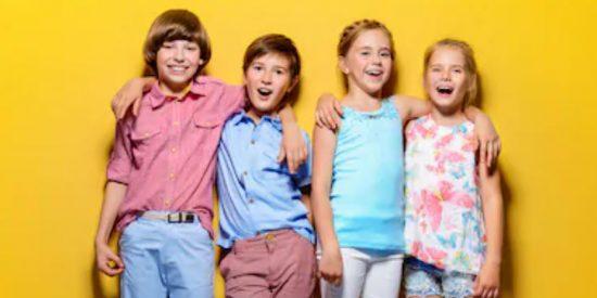 Tendencias moda para niños Primavera-verano 2020
