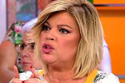 Terelu Campos no puede más con sus compañeros de 'Sálvame'