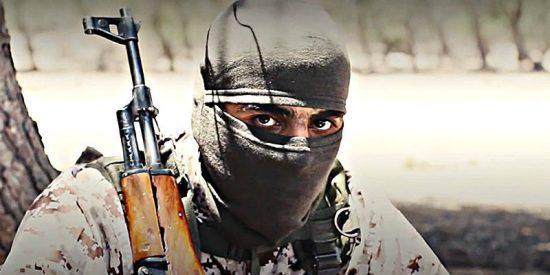El jefe terrorista sirio abatido de un balazo en la cabeza