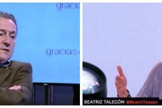 """La separata Talegón insulta Tertsch y ABC por publicar la foto de la familia de Torra: """"¡Miserables!"""