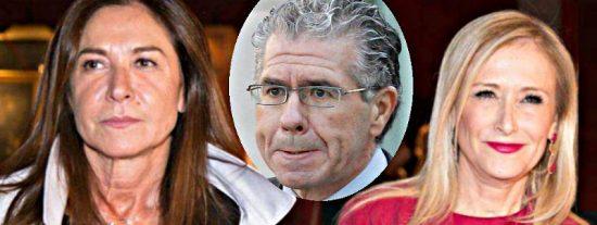 Paco Granados 'llora' la caída de Cristina Cifuentes en un lujoso club de Marbella