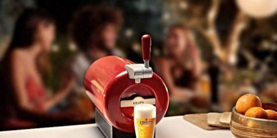 Tiradores de cerveza con hasta un 53% de descuento en Amazon