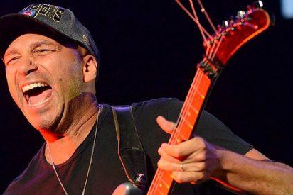 Tom Morello, guitarrista de de Rage Against the Machine, deja con el culo al aire a estos internautas