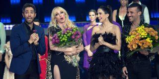 Topacio Fresh e Ibán dicen adios a 'Bailando con las estrellas'