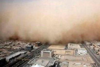 Fuertes tormentas de arena dejan más de 70 muertos en la India