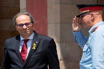 El Gobierno de España deja en ridículo al fanático Quim Torra