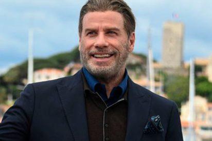 Travolta baila en Cannes una canción de 50 Cent y revoluciona Twitter