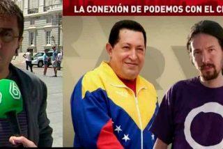 ¿Ayuda la pasta que Irán y la Venezuela chavista meten en Podemos a pagar el chalet de Iglesias y Montero?