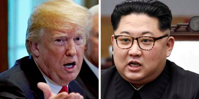 ¡Sorpresa!: Donald Trump anuncia que aún podría reunirse con el tirano Kim Jong Un en junio