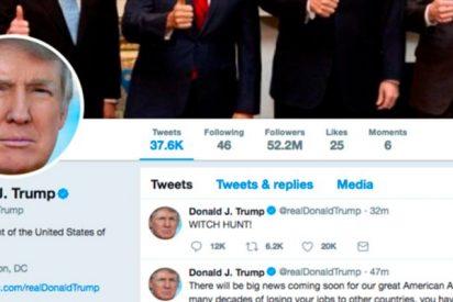 Este extraño tuit de Donald Trump desata todas las alarmas