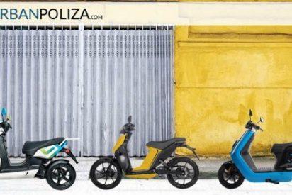 Nace una póliza de seguro para motos de alquiler por minutos (motosharing)