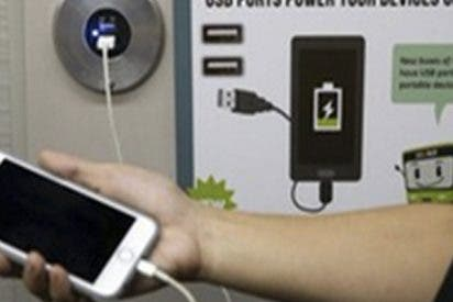 La Policia Nacional nos advierte del peligro de las estaciones públicas de USB
