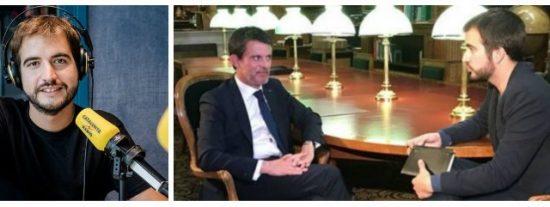 TV3 somete a un examen de 'barcelonidad' a Manuel Valls: