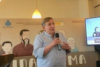 """Juan José Ávila, director de la Fundación Juan Ciudad: """"Pedimos a los que tienen poder que impulsen medidas contra la pobreza"""""""