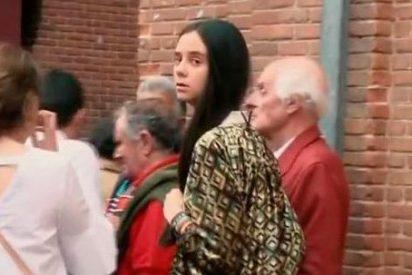 La hija de la infanta Elena, abucheada al intentar colarse en la plaza de toros de Las Ventas