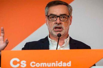 Ciudadanos exige al PSOE que retire su moción y pacte otra con un candidato que no sea ni Sánchez ni Rivera
