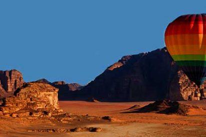 Wadi Rum: El Valle de la Luna