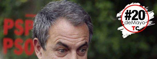 """Con estas ganas intentan partirle la cara a Zapatero en Venezuela por sus marranadas: """"¡Asesino!"""""""