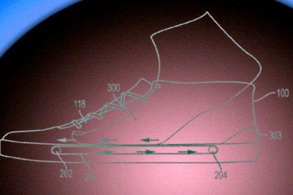 ¿Deportivas inteligentes? Nike creará unas zapatillas que se colocarán solas