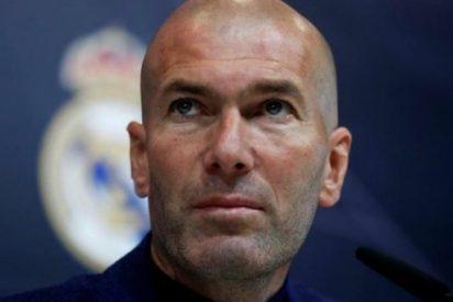 ¡Bombazo en el Real Madrid! Zinedine Zidane anuncia su marcha y deja a Florentino con el culo al aire