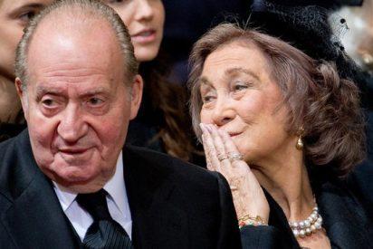 La reacción del cabreado Felipe VI y su padre al enterarse de la relación de doña Sofía con un señor