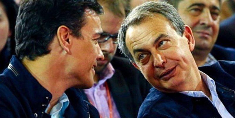 El pisotón de la Comisión Europea a Zapatero que lo deja chafado por timador y chavista
