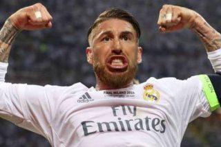"""Sergio Ramos: """"Maradona está a años luz de Messi, el mejor argentino de la historia"""""""