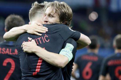 Croacia-Inglaterra: horario, TV y dónde ver la segunda semifinal del Mundial 2018