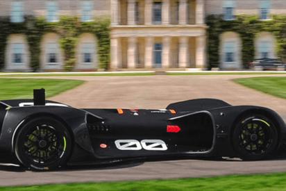 ¡Un coche autónomo se enfrentará por primera vez a la colina de Goodwood!