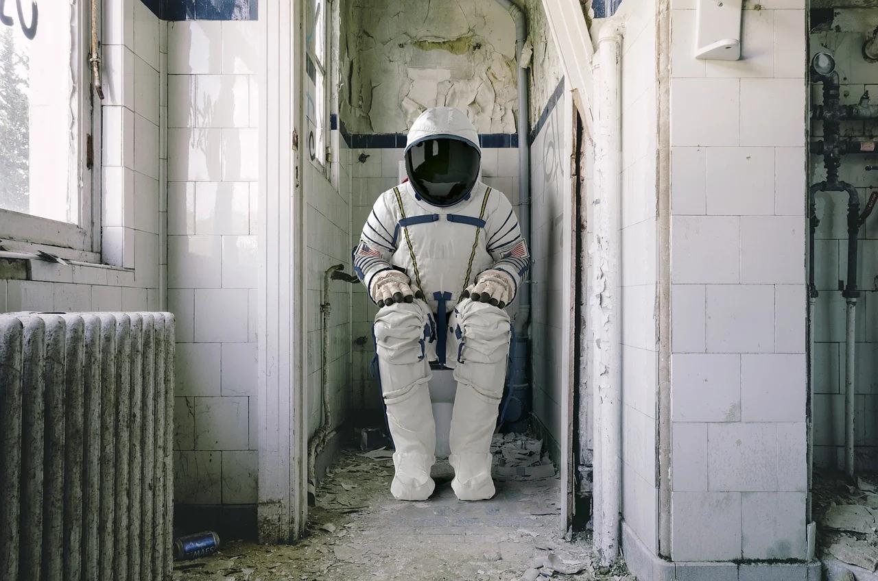 La curiosa propuesta para Marte: Construir cemento con el sudor, sangre y lágrimas de los astronautas