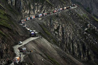 Coche: los lugares más peligrosos del mundo para circular al volante
