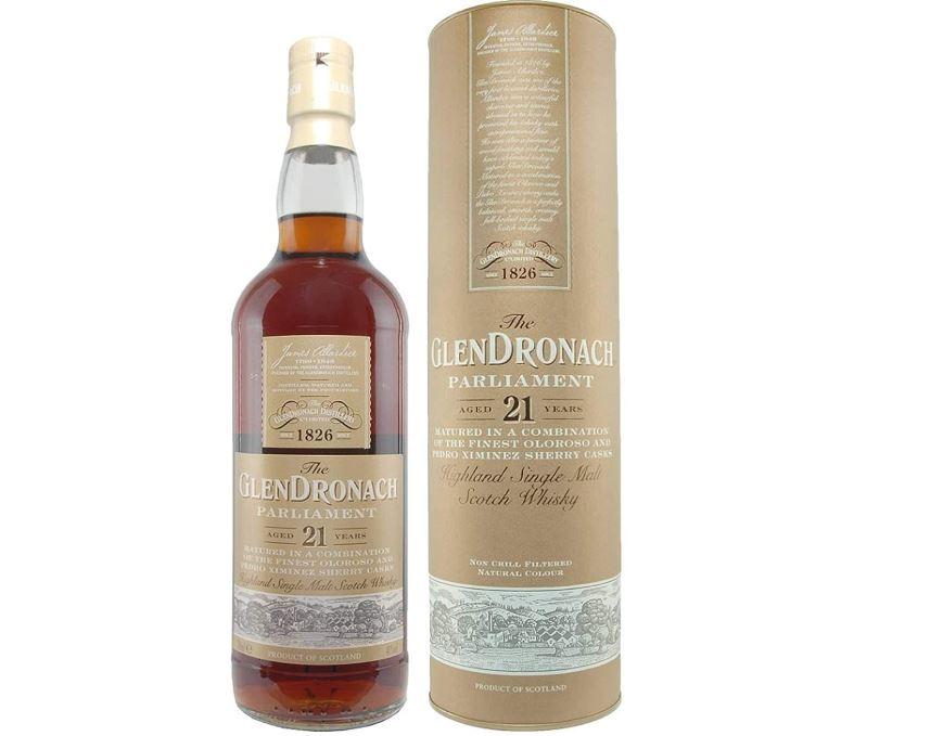 """""""Glendronach - Botella de Parliamen"""