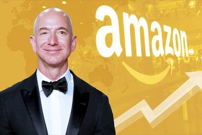 Jeff Bezos engrosa su fortuna en 13.000 millones en un solo día y logra un nuevo récord mundial